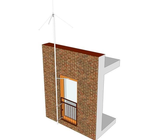 balkonconstructie