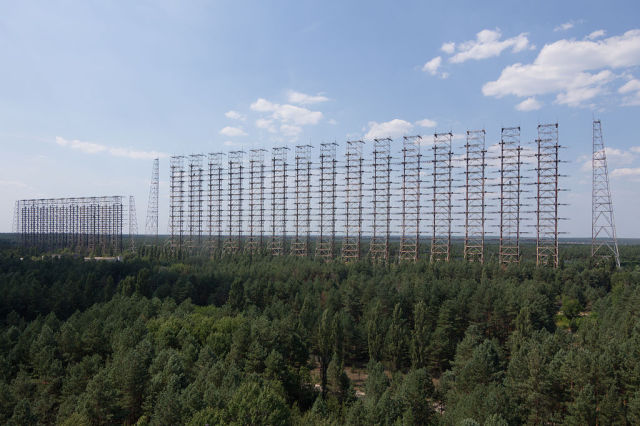 DUGA_Radar_Array_near_Chernobyl,_Ukraine_2014